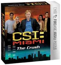 CSI: Miami - The Crush