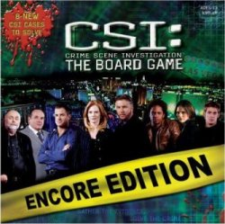 Csi the board game encore edition.