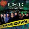 CSI The Board Game Encore Edition