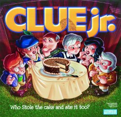 Clue Jr. - The Case of the Missing Cake