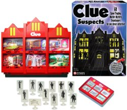 Clue Suspects