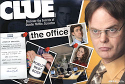 Clue - The Office Edition