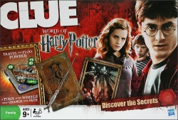 Clue: World Of Harry Potter