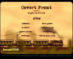 Covert Front Episode 3