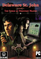 Delaware St. John: The Curse of Midnight Manor