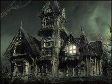Horror in the Haunted House