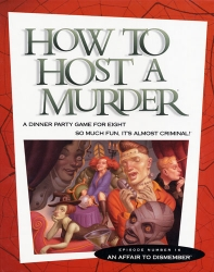 How To Host A Murder - An Affair To Dismember