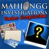 Mahjongg Investigations: Under Suspicion