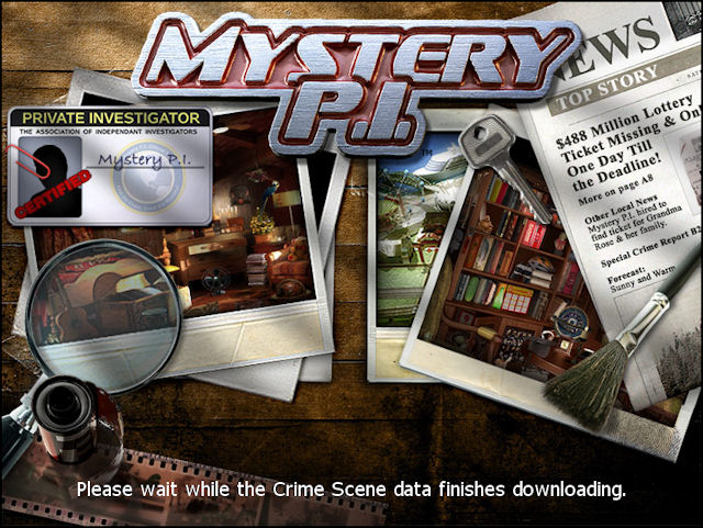Mystery P I  Online