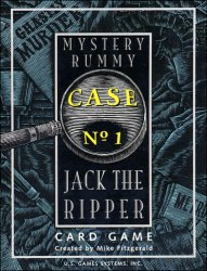 Mystery Rummy Case No. 1: Jack the Ripper