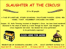 Slaughter at the Circus