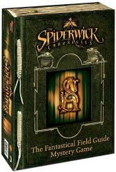 Spiderwick Chronicles Fantastical Field Guide Mystery Game