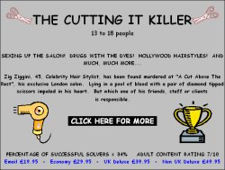 The Cutting It Killer