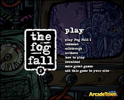The Fog Fall, Episode 2