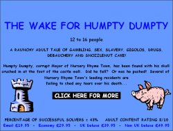 The Wake for Humpty Dumpty