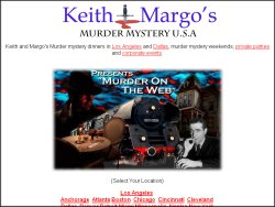 Keith and Margo's Murder Mystery USA