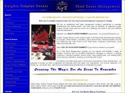 Knights Templar Events