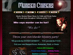 Murder Capers