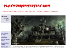 Mystery Writers Ltd