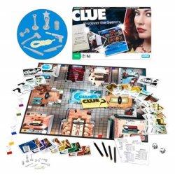 Clue: Discover the Secrets