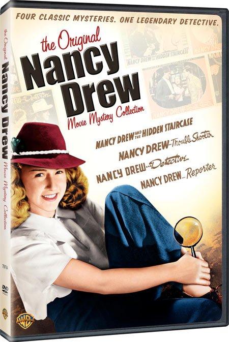 Nancy Drew Mystery Stories Carolyn Keene Lot of 8