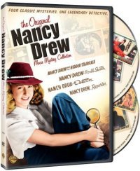 The Original Nancy Drew Movie Mystery Collection